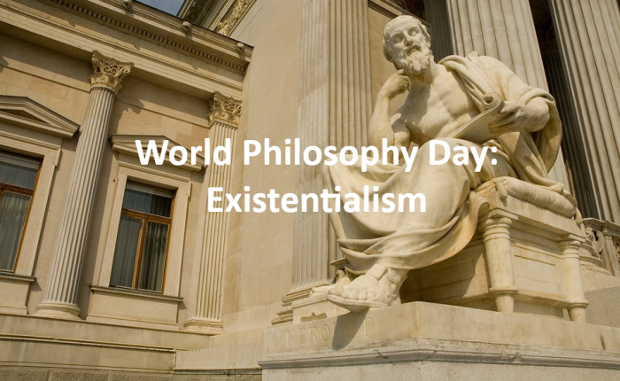 World Philosophy Day: Existentialism