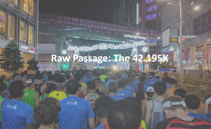 Raw Passage: The42.195K